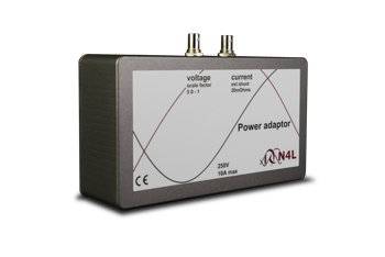 Frequency Response Analyzer Power Meter Adaptor